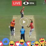 Today Dream 11 IPL Match KXIP v SRH 22nd T20