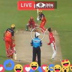 Today IPL Live Cricket Match KXIP v RCB 31st T20