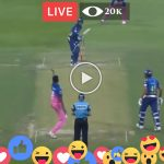 Today IPL Match RR v MI 20th T20 Live