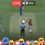Today Live Cricket MI v KXIP 13th T20