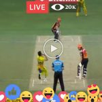 Today Live IPL Match SRH v CSK 14th T20 Live Cricket