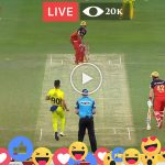 Today Live IPL RCB v CSK 25th T20 Live Cricket