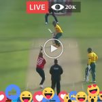 Today SKy Sports England vs South Africa 2nd T20