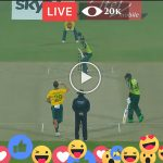 Today Live Ptv Sports Pakistan vs South Africa 1st T20